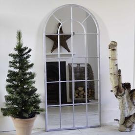 Arch Tall Outdoor Mirror