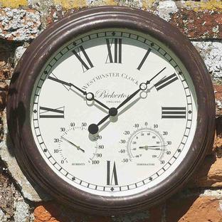Bickerton Outdoor Clock