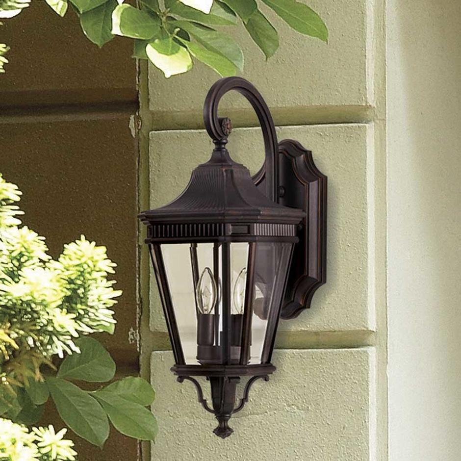 Cotswold Lane Outdoor Wall Lanterns