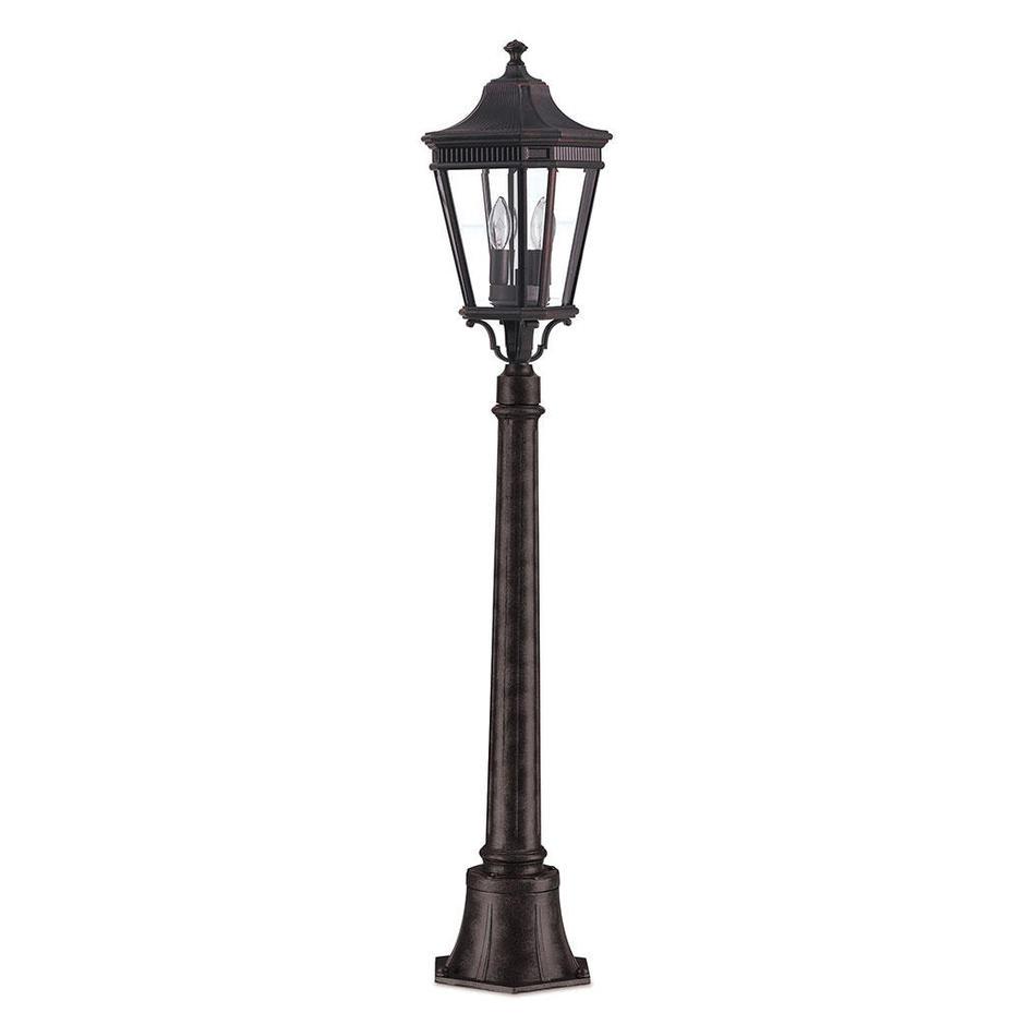 Cotswold Lane Outdoor Pillar Lantern