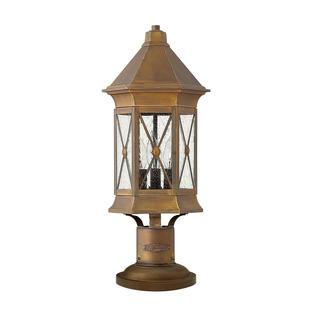 Brighton Outdoor Pedestal Lantern