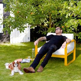 Bellevie Outdoor Armchair