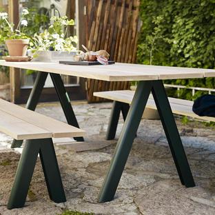 Overlap Rectangular Dining Tables