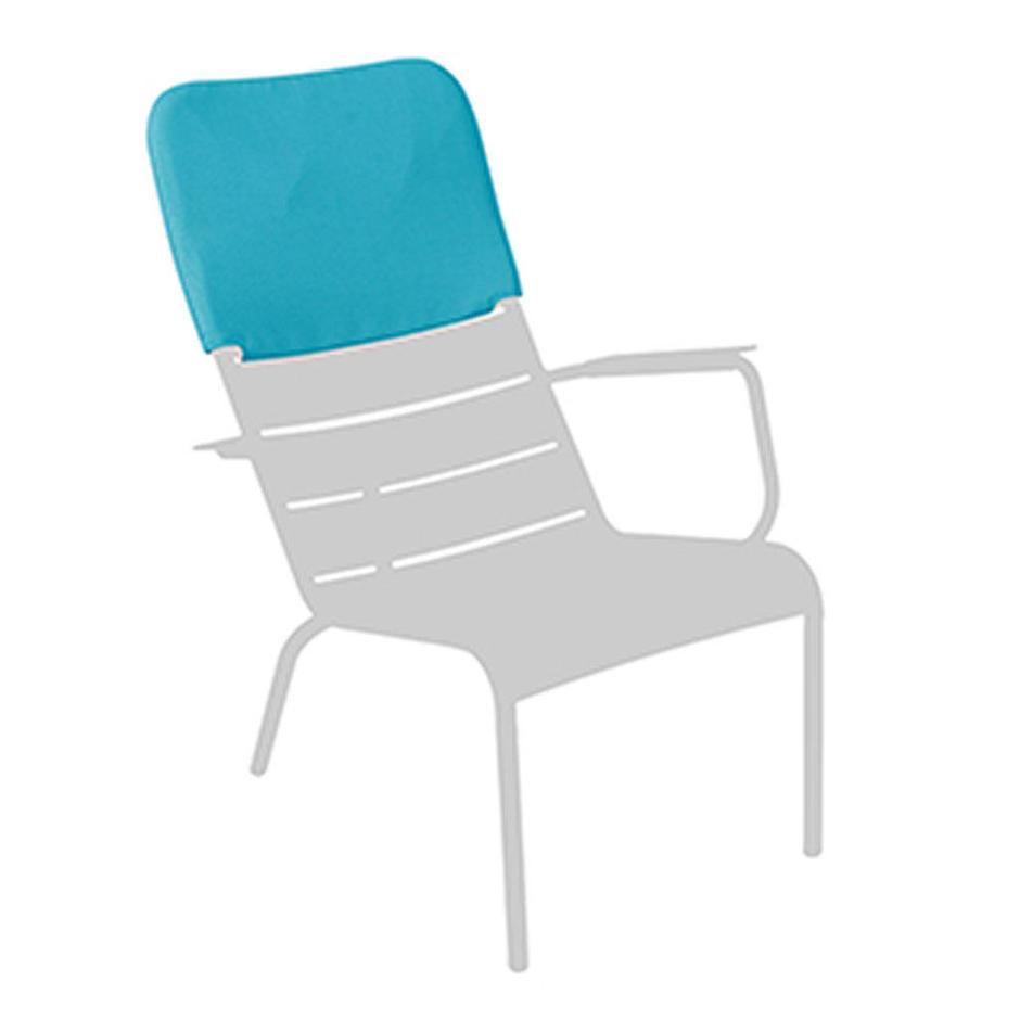Luxembourg Low Armchair Headrest