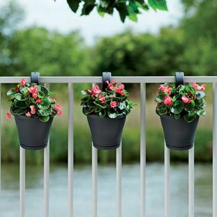 Small Hanging Balcony Planter