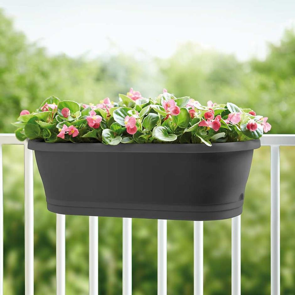 Adjustable Balcony Planter
