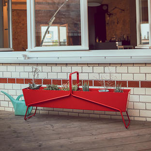 Fermob Long Basket Planters