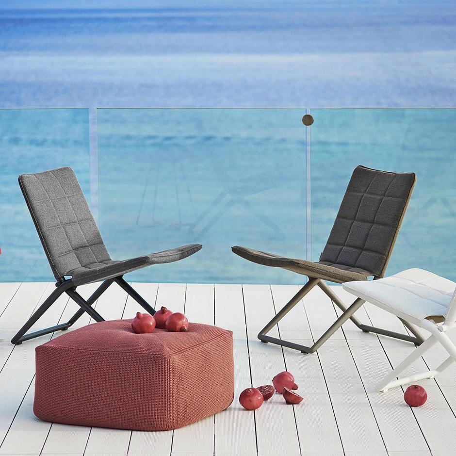 Traveller Relaxing Folding Chair
