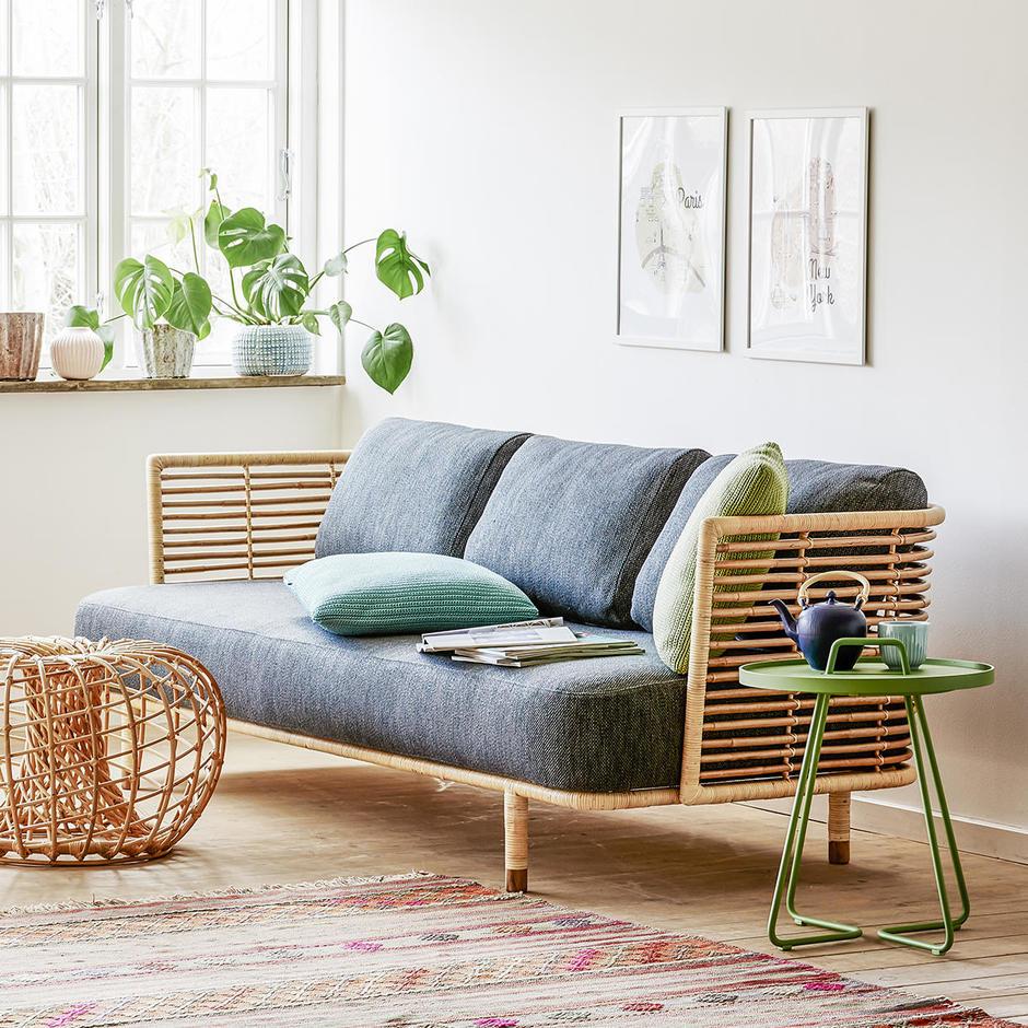 Sense Indoor 3 Seater Sofa