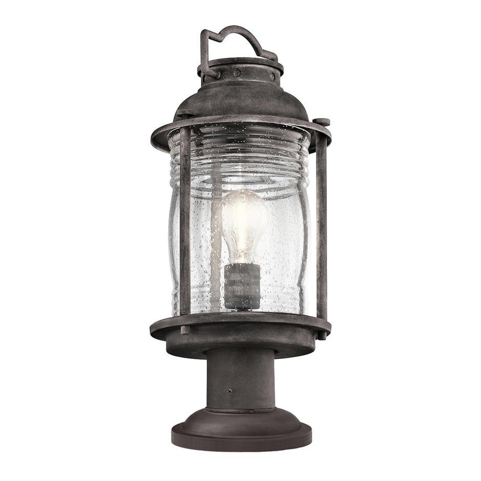 Ashland Bay Medium Pedestal Lantern