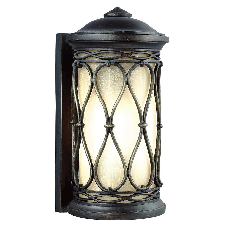 Wellfleet Small Wall Lantern