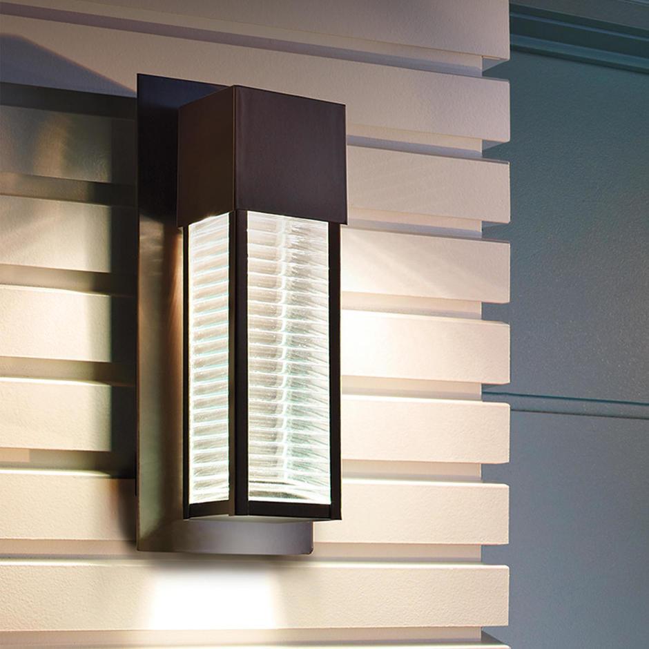 Sorel Outdoor LED Wall Light