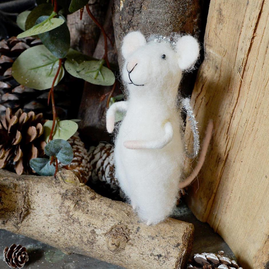 Angelic Angel Mouse