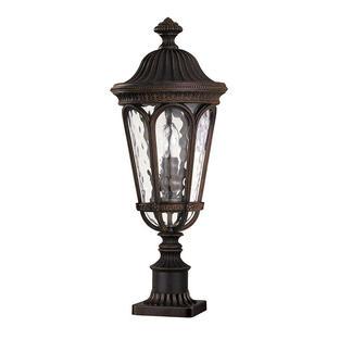 Regent Court Outdoor Pedestal Lantern