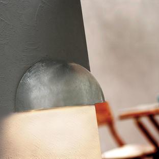 Bowler Outdoor Wall Lighting