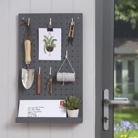 Hang It Organiser Pegboard
