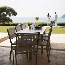 Costa Stacking Dining Chairs