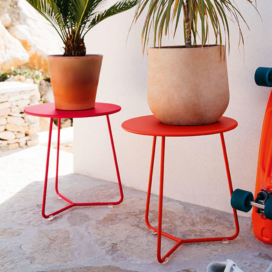 Cocotte Low Stool/Side table
