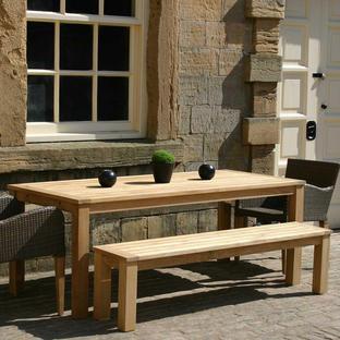 Antibes Outdoor Refectory Teak Tables