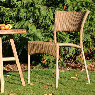 Rollo Stacking Outdoor Dining Chairs
