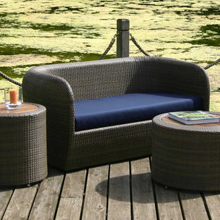 Tubby Outdoor Lounge Sofa