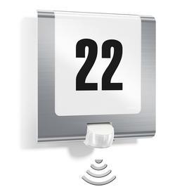Motion Sensor Square LED Illuminated House Number