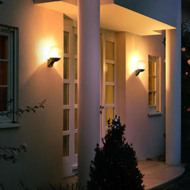 Outdoor Classic Ball Lights with Motion Sensor
