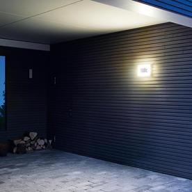 Dusk to Dawn Illuminated House Number