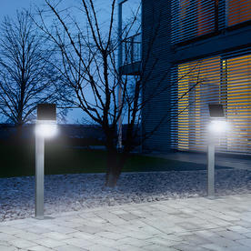 Solar Garden Path LED Lights