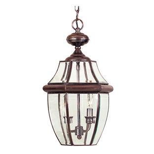 Newbury Copper Hanging Lantern