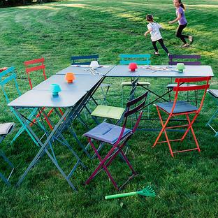 Bistro 57cm Square Table