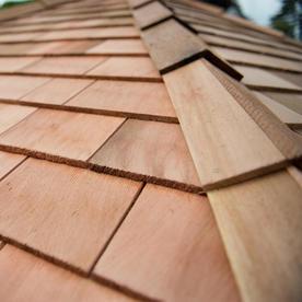 Cedar Tiled Roof Hexagonal 3.6m Gazebo