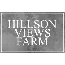 Smooth Black Slate Three Line House Sign with Border - Size 4