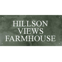 Smooth Green Slate Three Line House Sign - Size 6