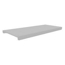 Frame Outdoor Shelving System Shelf - White