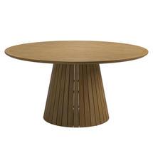 Whirl Teak 150cm Dining Table