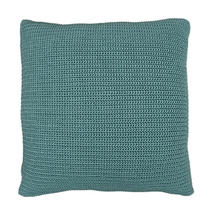Divine Scatter Cushion - 50x50cm - Turquoise