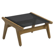 Bay Footstool - Anthracite Sling