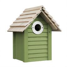New England Nest Box - Green