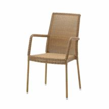 Newman Dining Armchair - Natural