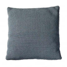 Divine Scatter Cushion - 50x50cm - Grey