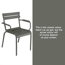 Luxembourg Stacking Armchair - Rosemary