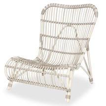 Lucy Lounge Chair - Off White
