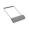 Sunlounger Headrest - Pebble Grey