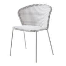 Lean Chair - White