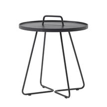 On the Move Side Table - Large - Black