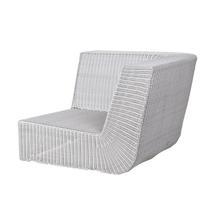 Savannah Lounge Corner Module - White Grey