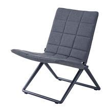Traveller Relaxing Folding Chair - Lava Grey / Grey