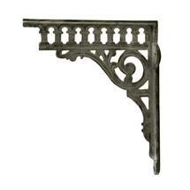 Victorian Styled Cast Iron Wall Bracket