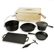 Dutch Oven Cooking Set